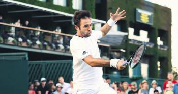 Wimbledon 2015: Marsel Ilhan 'getting closer' in bid to be Turkish hero